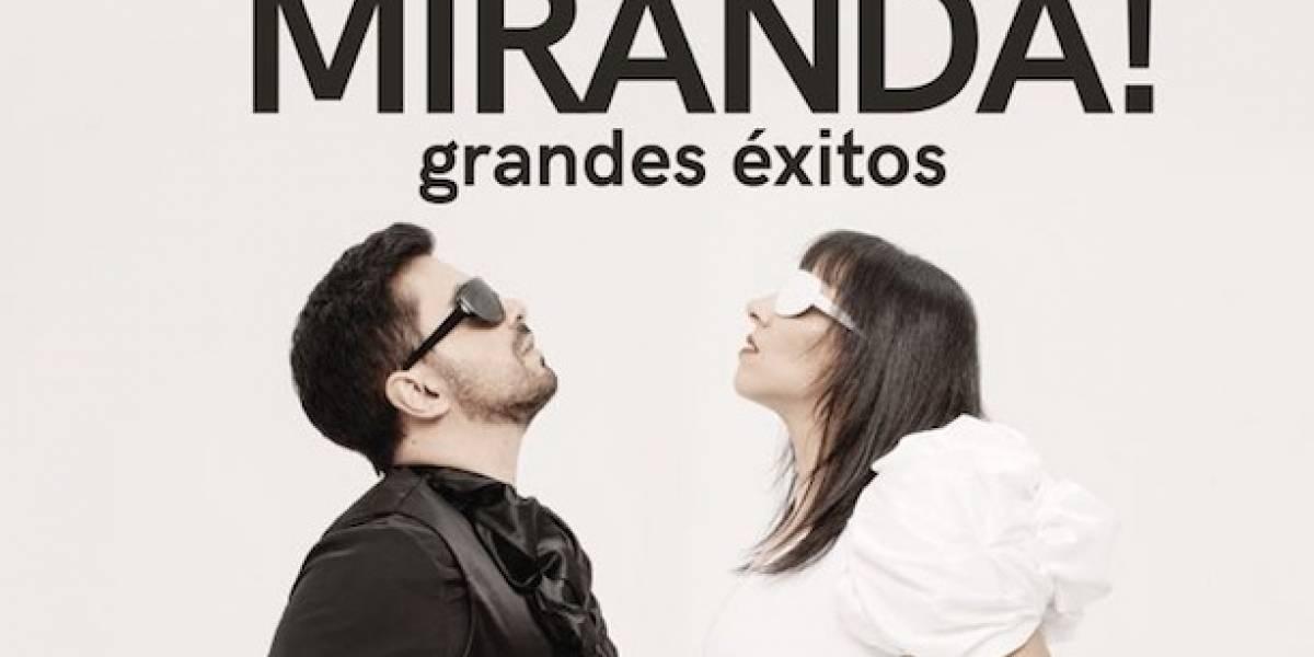 Miranda! regresa a Bogotá para concierto