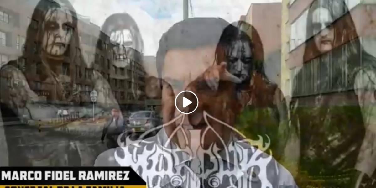 Concejal de la familia pide que no venga Marduk, banda de Black metal a Colombia