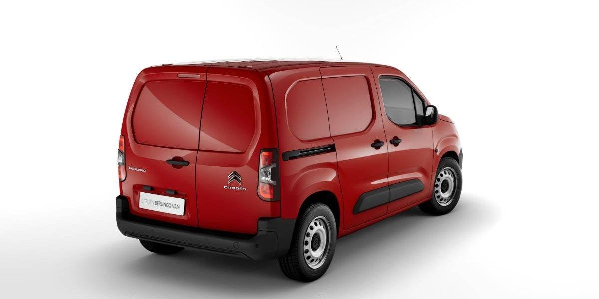 Citroën Berlingo, elegida la Van del Año en Europa
