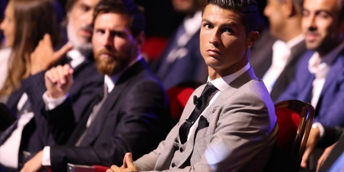 Ni Cristiano ni Messi asistirán a la gala de The Best