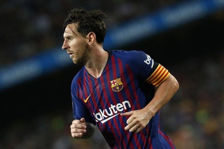 Lionel Messi contra el Girona