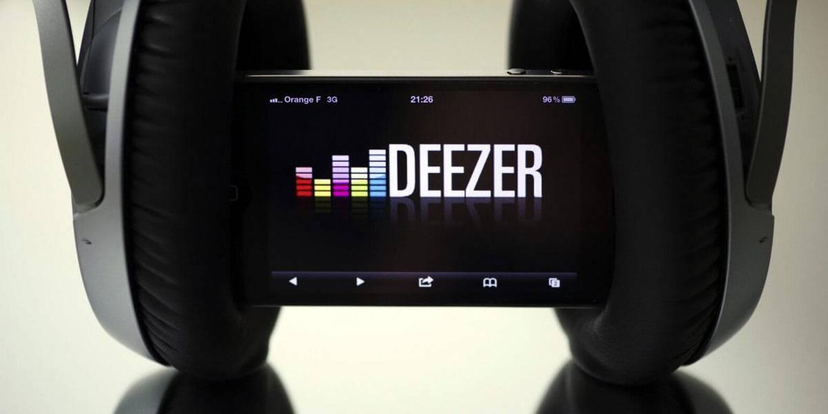 Deezer quiere usar inteligencia artificial para armar tus playlists