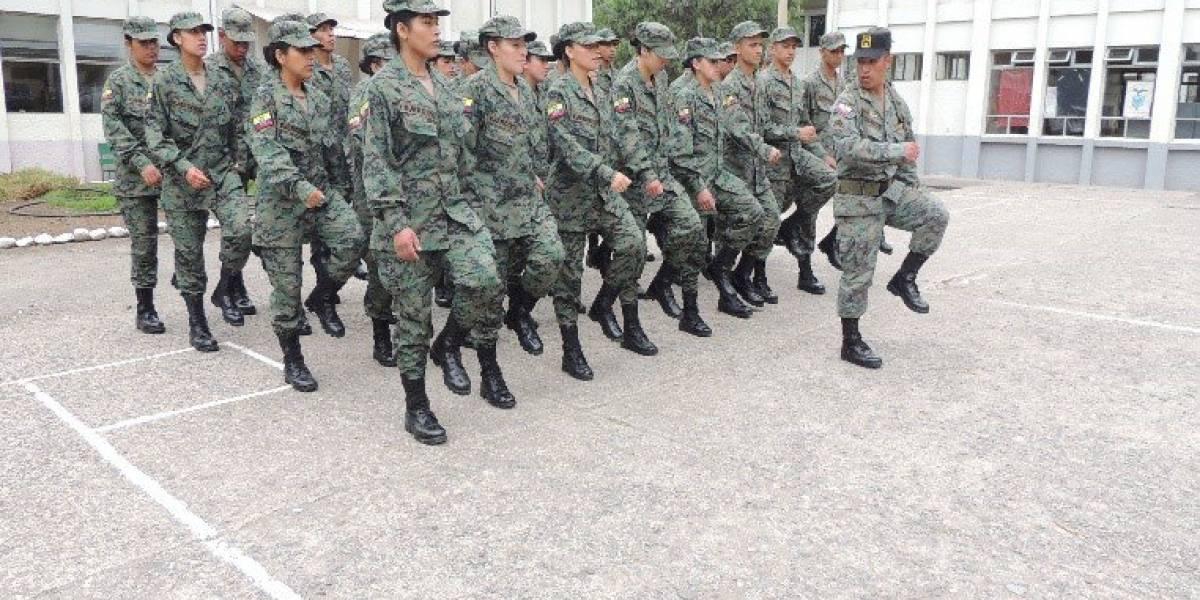 Últimos días de inscripción para pertenecer al Ejército Ecuatoriano