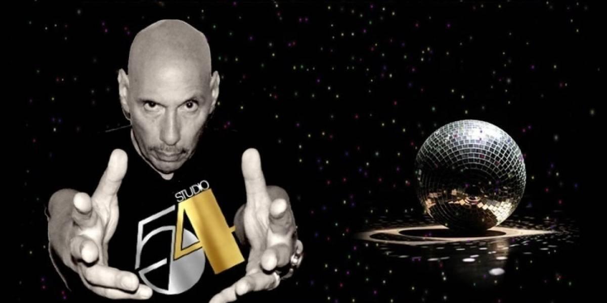Nicky Siano promete gran fiesta disco con Una Noche en Studio 54