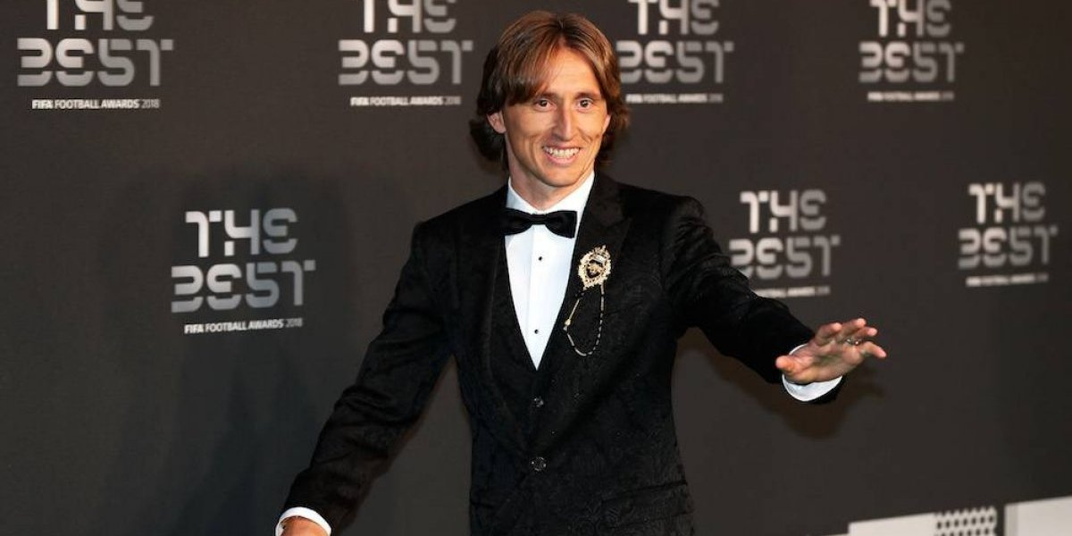 Gala de entrega de premios The Best de la FIFA
