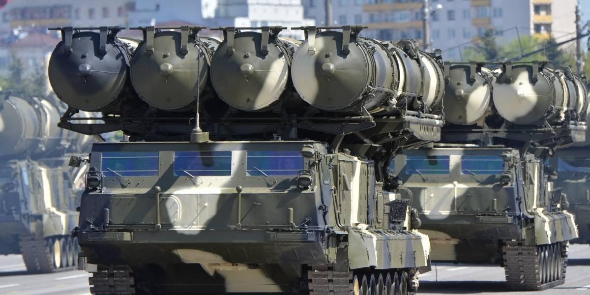 Rusia muestra a Israel los poderosos sistemas de misiles antiaéreos que enviará a Siria
