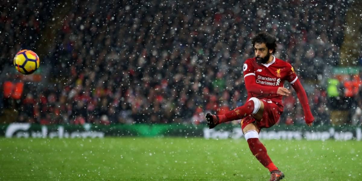 """Mo Salah le ganó a las """"chilenas"""" del Real Madrid y se quedó con el Premio Puskas al mejor gol del año"""