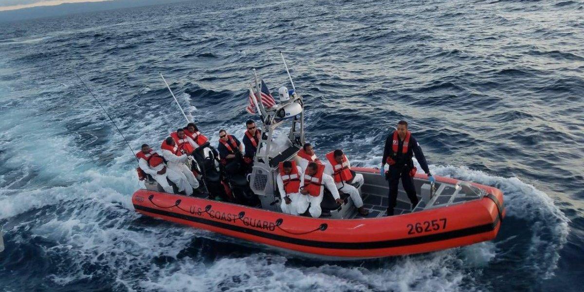 Rescatan 6 pescadores dominicanos que quedaron a la deriva en costas de Cuba