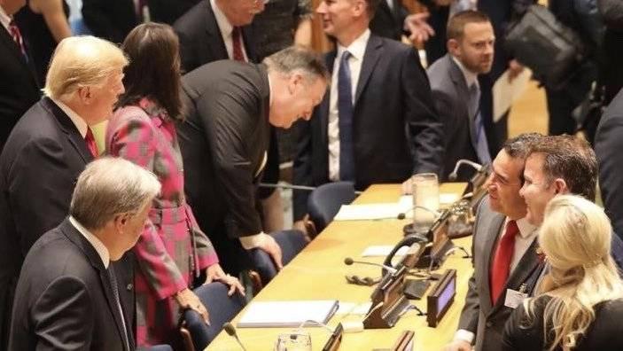 Jimmy Morales, presidente de Guatemala, en Nueva York. Foto: Gobierno de Guatemala