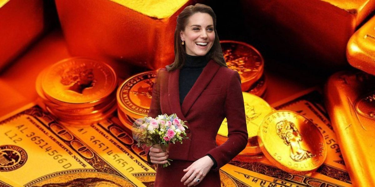 ¡Millonaria de nacimiento! ¿De donde proviene la fortuna de Kate Middleton?