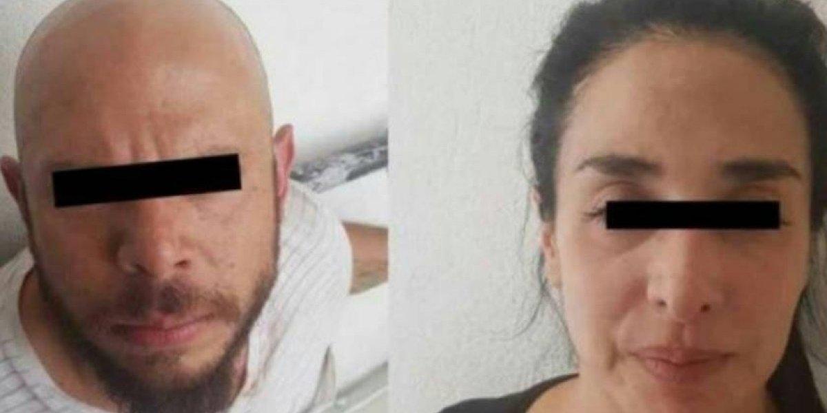 Sale libre pareja acusada de golpear a comerciante en Naucalpan