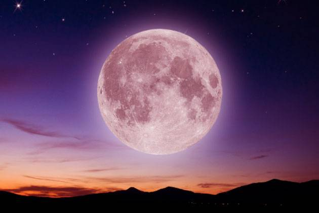 Luna Nueva marzo 2019
