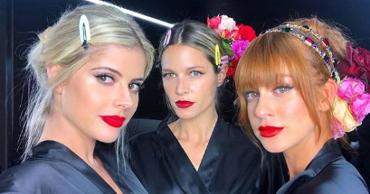 Marina Ruy Barbosa Dolce & Gabbana