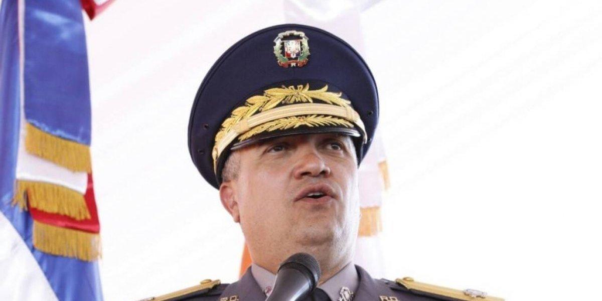 Policía reitera garantizará el orden público durante paro de transportistas