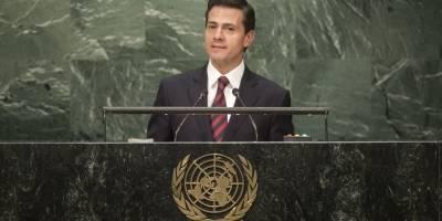 Pide Trump ante la ONU 'desmantelar la producción de drogas'