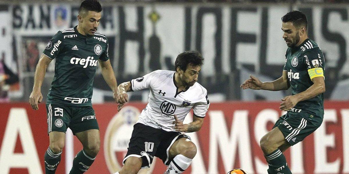 Colo Colo jugará en una caldera: Palmeiras ya vendió 32 mil entradas para la revancha de la Libertadores