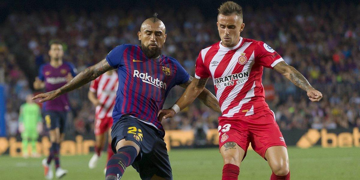 """Arturo Vidal puede """"quedar marcado"""" por Valverde en el Barça"""