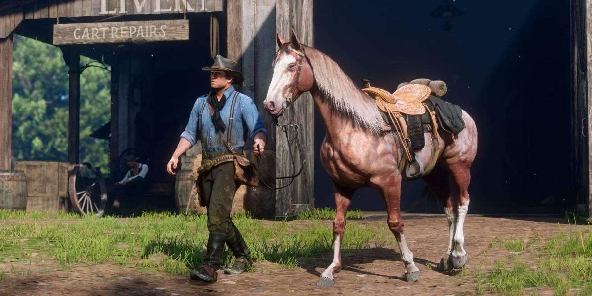 Rockstar le permitió jugar Red Dead Redemption 2 a un fan con enfermedad terminal