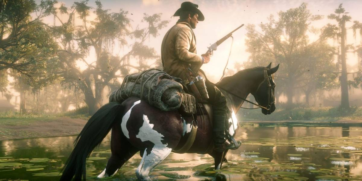 Red Dead Redemption 2 requerirá de 105 GB para ser instalado