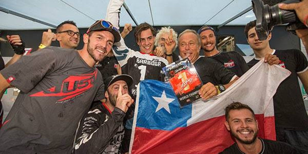 Otro campeón mundial para Chile: Ruy Barbosa Barceló se corona en EnduroGP