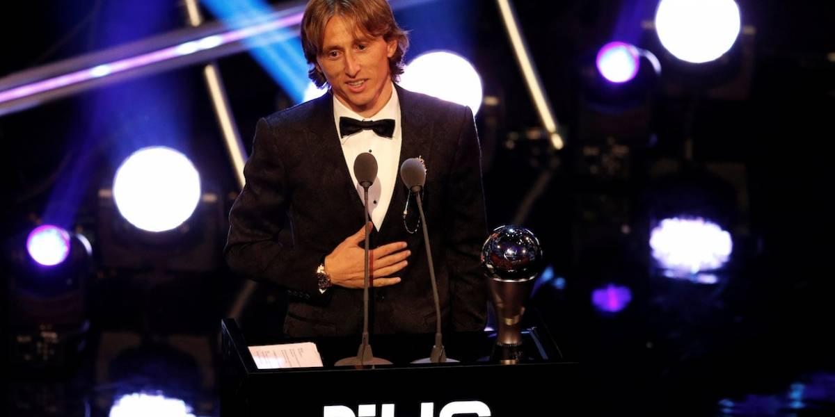 The Best: Modric é eleito o melhor do mundo e acaba com domínio de Messi e CR7