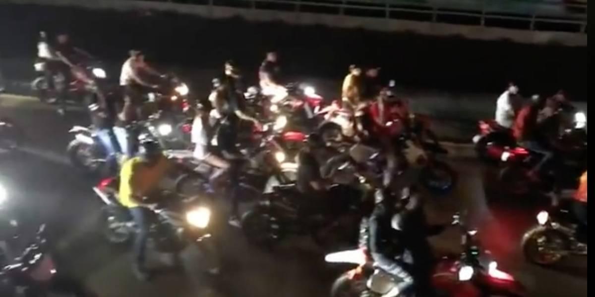 """Policía de San Juan no le quitará el ojo a las """"corridas"""""""