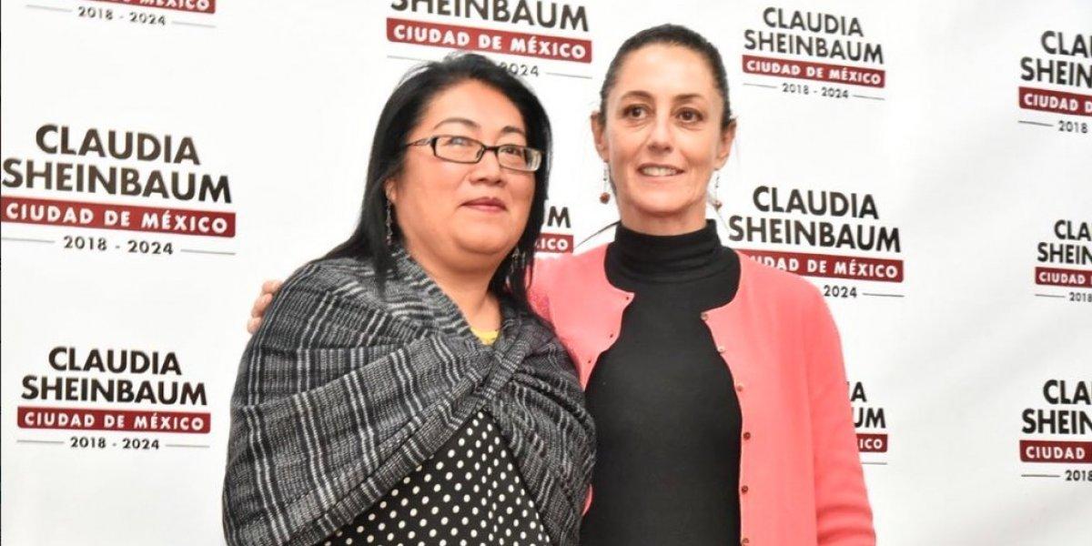 Ella es Larisa Ortiz, próxima secretaria de Pueblos Indígenas de la CDMX