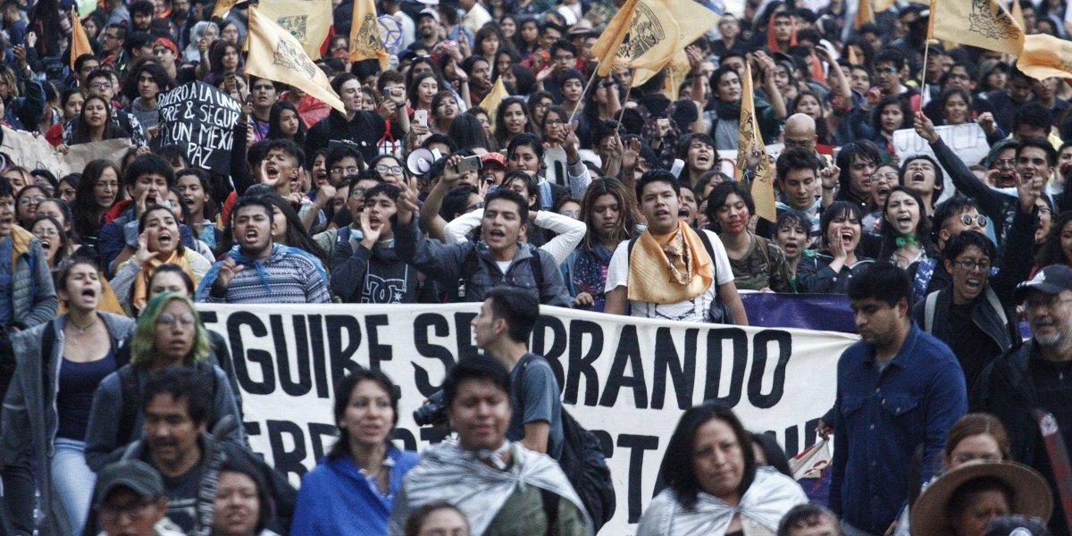 Expulsan a otro estudiante de la UNAM por hechos violentos