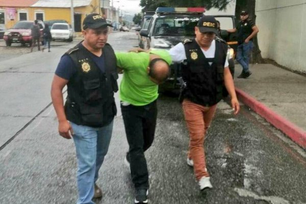 Nelson López García, supuesto violador en serie