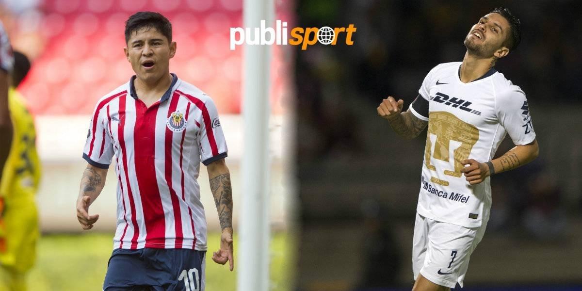 Chivas vs Pumas, ¿dónde y a qué hora ver el partido de Copa MX?