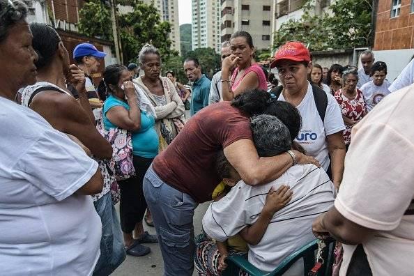 ONU necesita fondos para seguir alimentando venezolanos que llegan a Colombia Getty Images