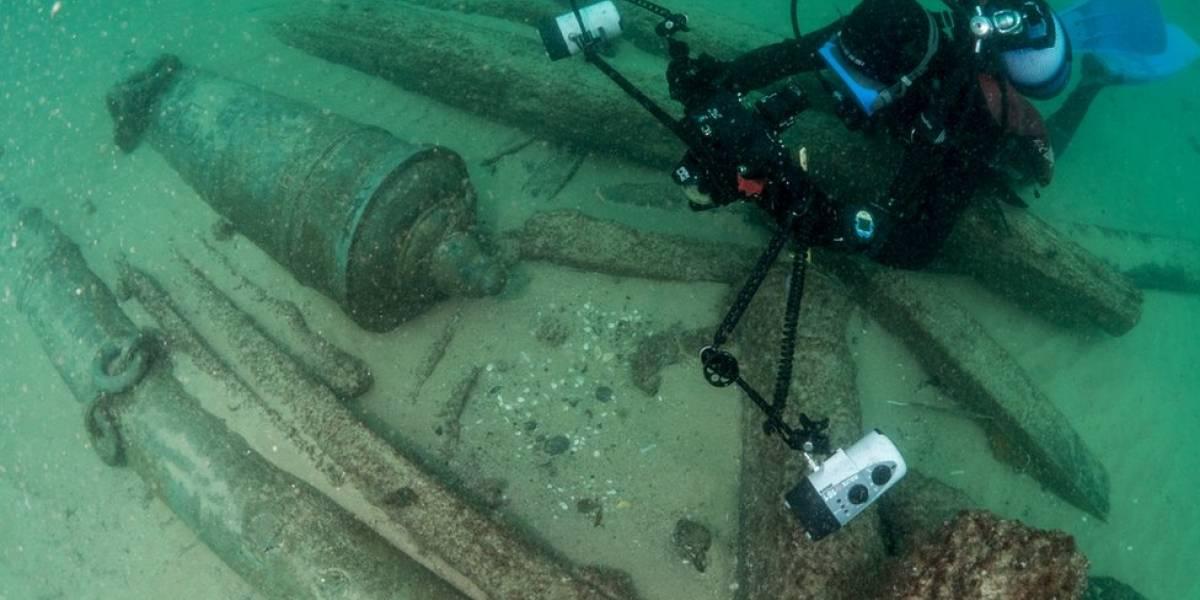 O navio português que naufragou há 400 anos e foi encontrado só agora