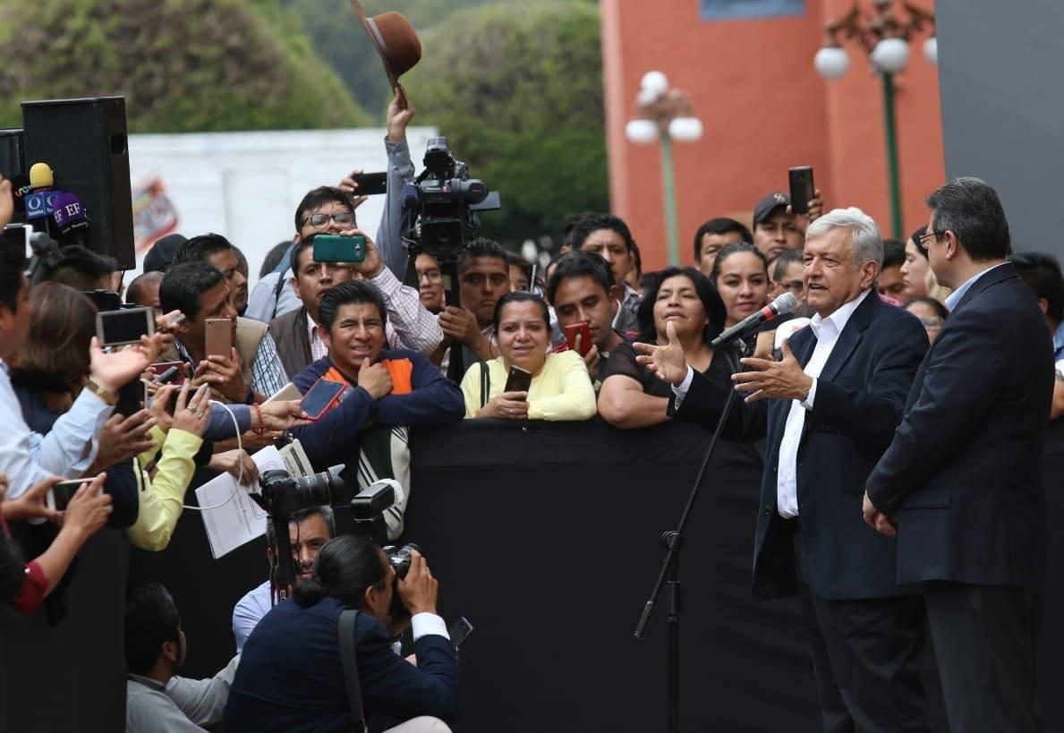 El presidente electo dijo que se combatirá el problema de la inseguridad del país de forma integral Foto: Especial