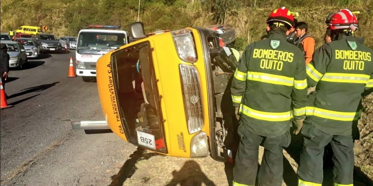 Accidentes de tránsito en la Ruta Viva y en la avenida Granados, tomar rutas alternas
