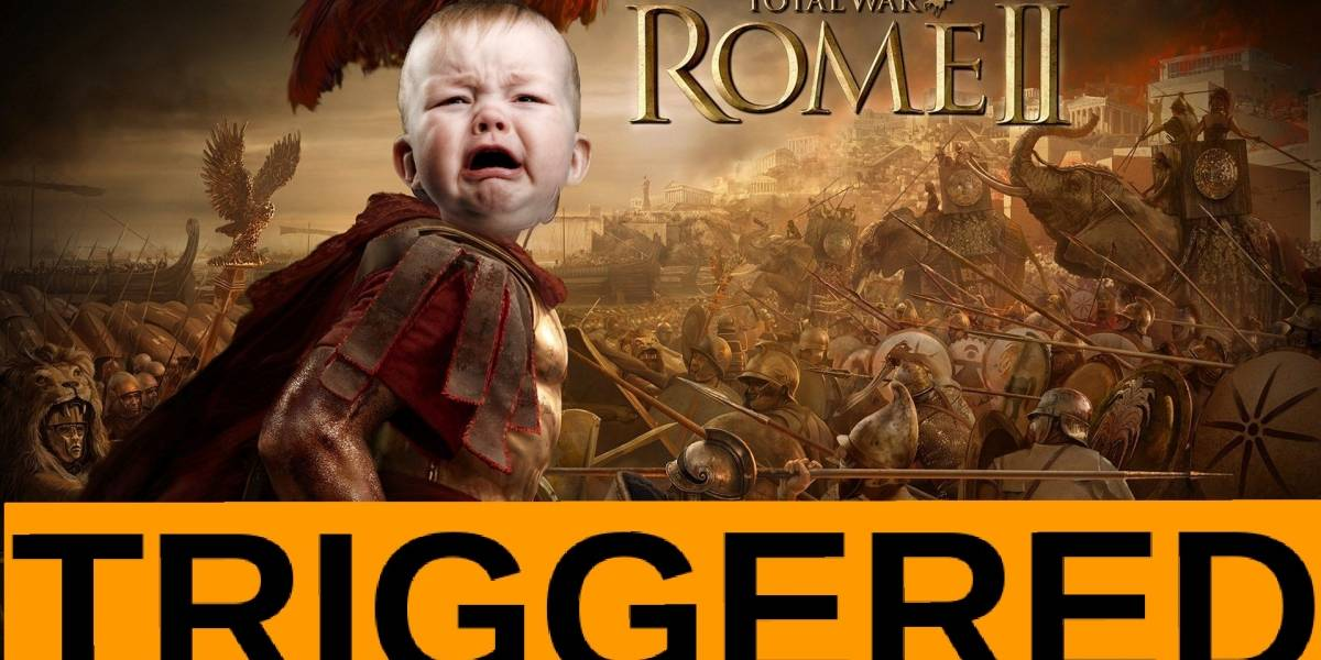 Presencia de generales mujeres en Total War Rome II genera una ola de indignación de hombres en Steam