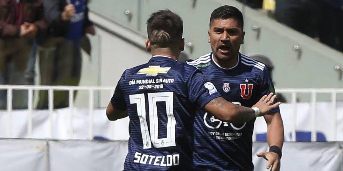 """David Pizarro reconoce el mal momento que vive la U: """"No quedan excusas, la cancha no miente"""""""