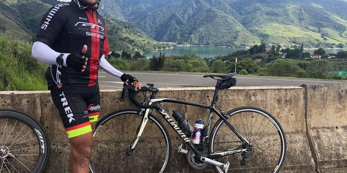 Deportista paralímpico denuncia hurto de su bicicleta