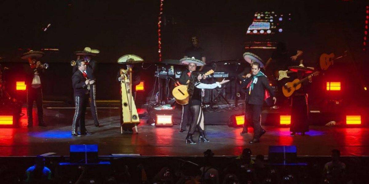 Camila Cabello brinda con tequila y mariachi en Jalisco