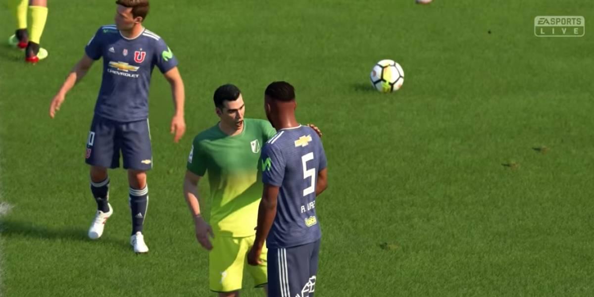 FIFA 19: La lista de 73 mejores jugadores del fútbol chileno tiene un sorpresivo primer lugar