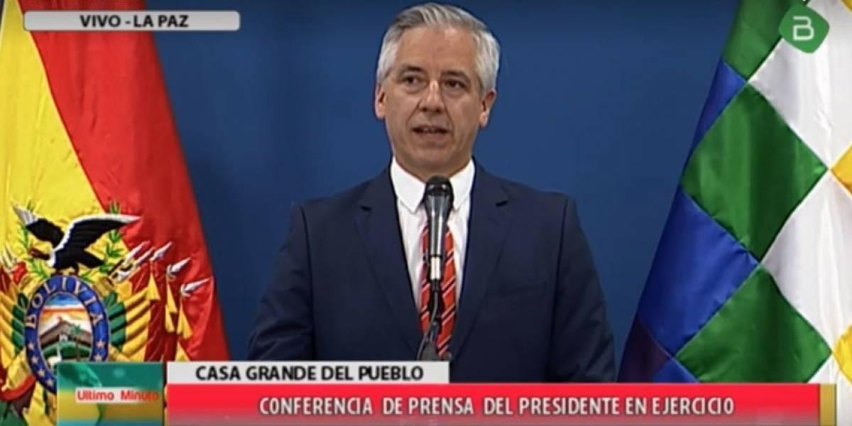 """Bolivia dispara:  """"Esta agresividad chilena muestra la enorme debilidad en la que se encuentra"""""""