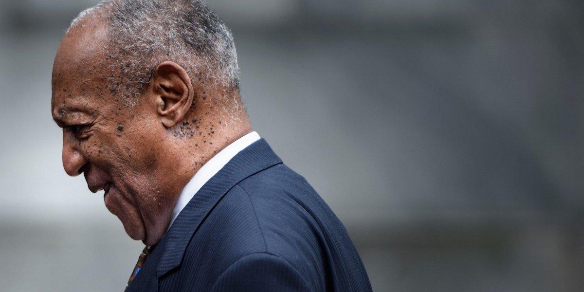 Sentencia de tres a diez años de prisión para el actor Bill Cosby