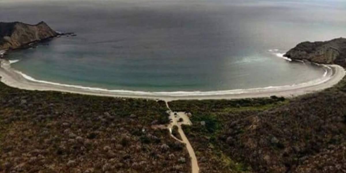 Ministerio de Turismo desmiente construcción de hotel en playa Los Frailes