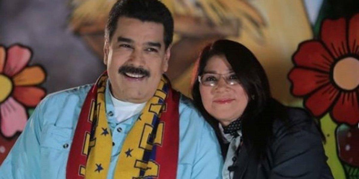 Estados Unidos sanciona a la esposa de Maduro y a su círculo cercano