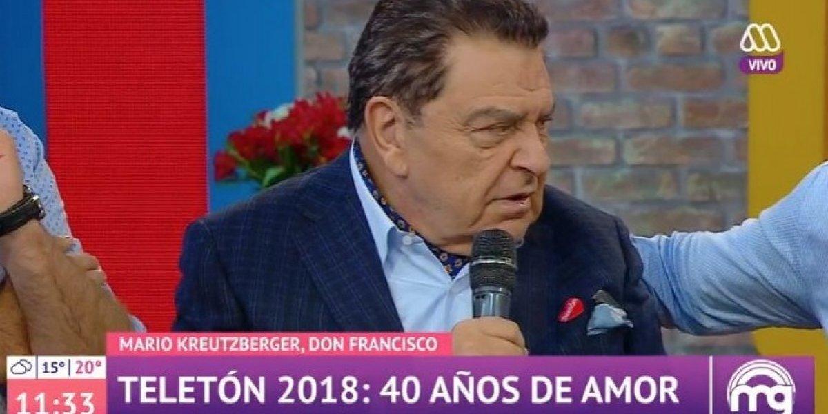 """Don Francisco rompe el silencio tras acusaciones de abuso infantil en """"Sábado Gigante"""": """"En cuarenta años tiene que haber habido alguna dificultad"""""""