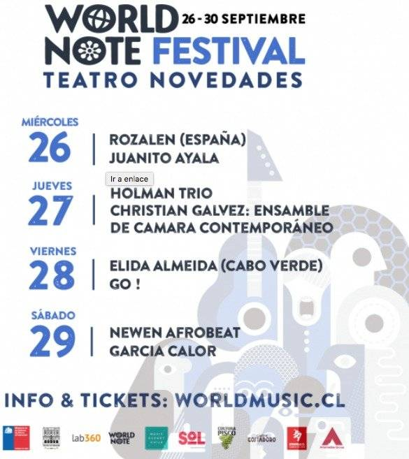 Festival World Note