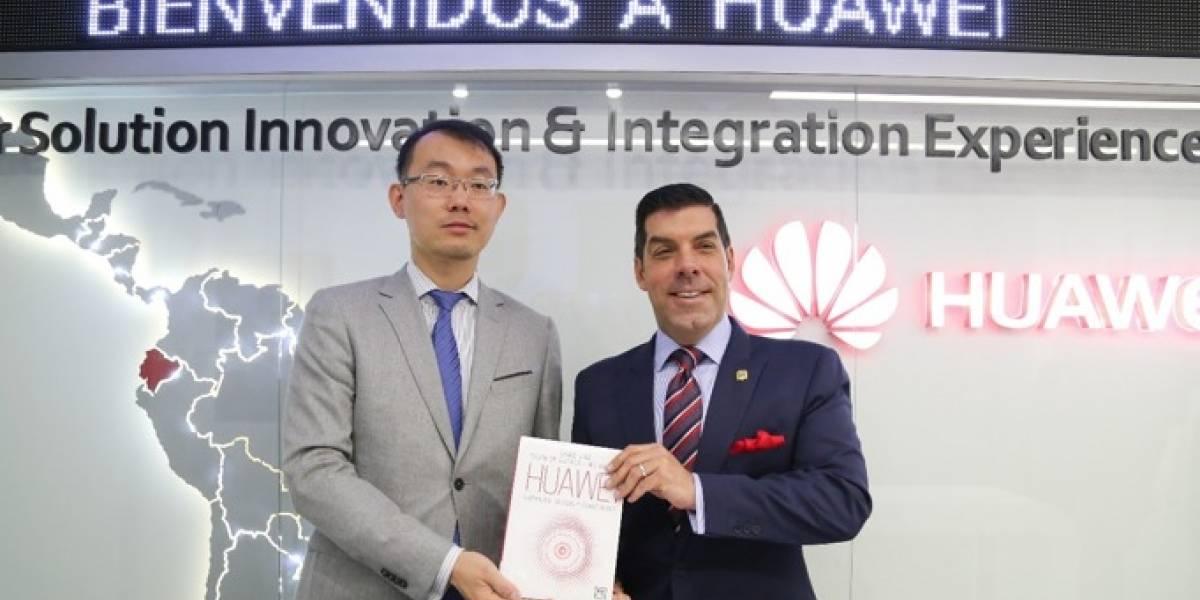 Huawei Ecuador se une al proyecto 'Mi Primer Empleo'