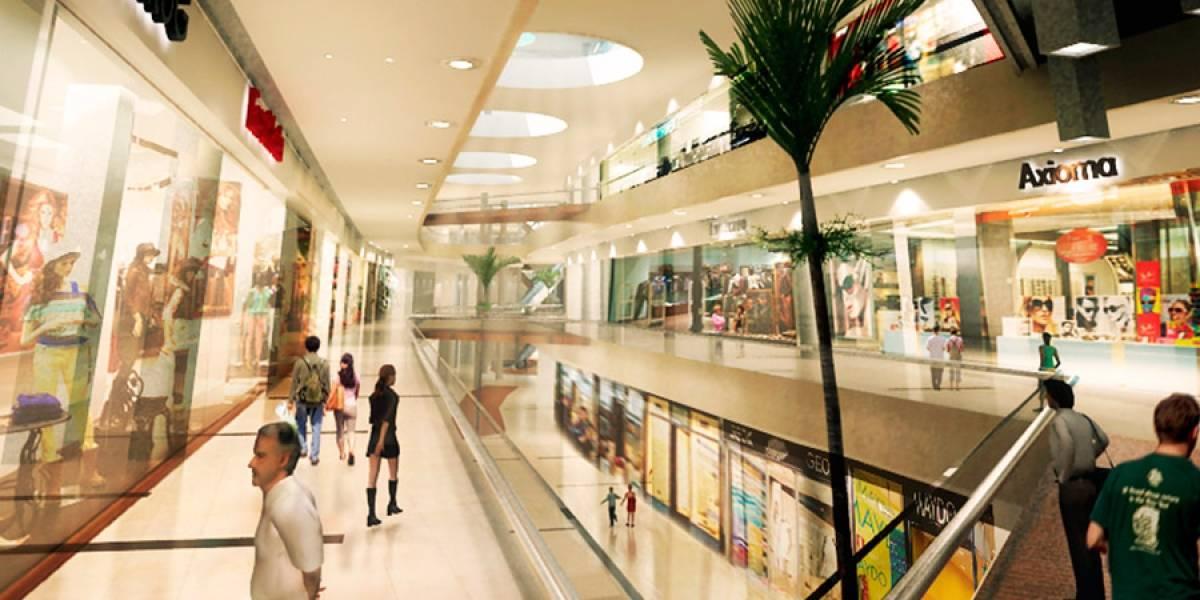 Hombre se quitó la vida saltando del cuarto piso de reconocido centro comercial