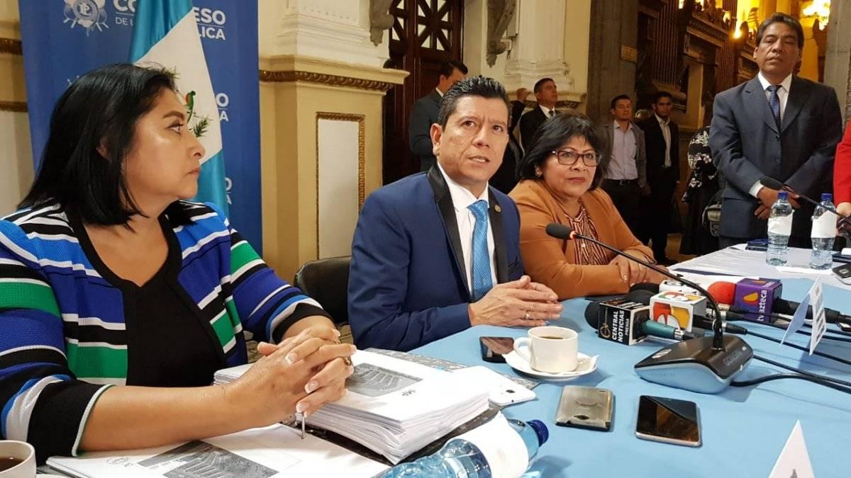 comisión del Congreso que investiga compra de edificio por el Ministerio Público