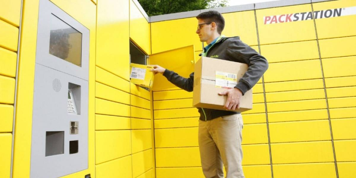 México: DHL trae los casilleros inteligente Click and Collect por primera vez en Latinoamérica
