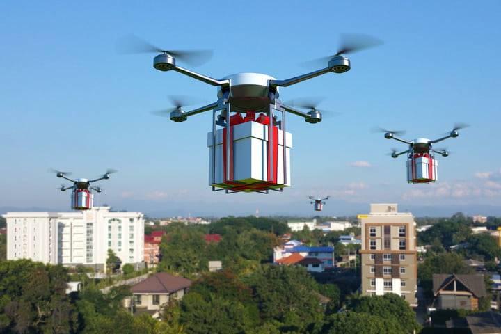 Google y Project Wing lanzan servicio de entrega de productos con drones a domicilio